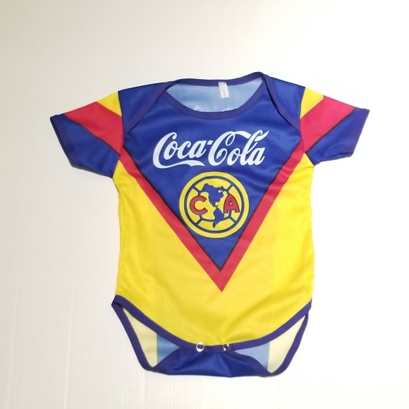 f6a2e953b sports One Pieces | Club America Baby Jersey Retro Ftbol Mexico ...